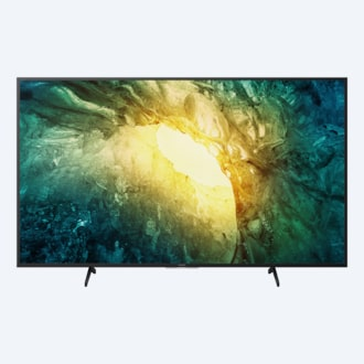 Imagen de X750H | 4K Ultra HD | Alto rango dinámico (HDR) | Smart TV (Android TV)