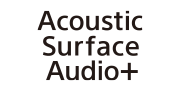 Logotipo de Acoustic Surface+