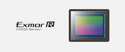 Sensor CMOS retroiluminado de full-frame de 61MP