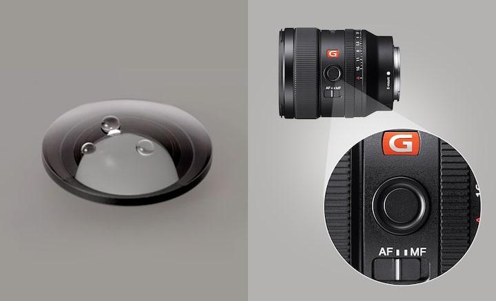 Imagen de Control y fiabilidad profesionales para fotos y películas