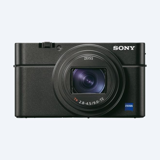 Tipos de cámaras fotográficas compactas y digitales | Sony MX