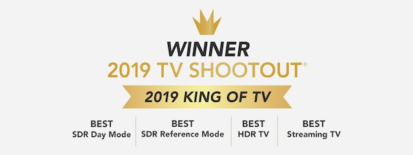 Ganador de King of TV 2019